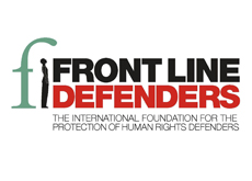 FRONT LINE DEFENDRES - THE INTERNATIONAL FOUNDATION FOR THE PROTECTION OF HUMAN RIGHTS DEFENDERS